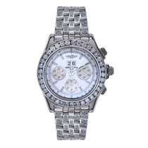 Breitling Windrider Crosswinds Special Chronograph Stainless...