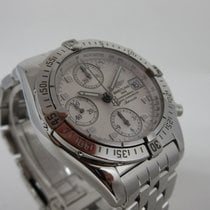 Breitling A13358 Steel 2009 Chrono Cockpit 39mm pre-owned