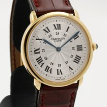 Cartier Ronde Louis - Privée Collection , rose gold  - full...