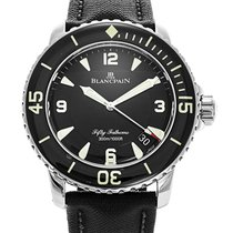 Blancpain Fifty Fathoms (Submodel) pre-owned 45mm Steel