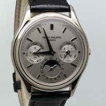Patek Philippe Perpetual Calendar WHITE GOLD GREY DIAL YEAR...