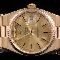 Rolex Day-Date Oysterquartz Yellow gold 36mm No numerals United Kingdom, Harpenden