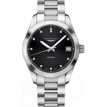 Longines L23854586 Steel 2019 Conquest Classic 34mm new United States of America, New York, New York