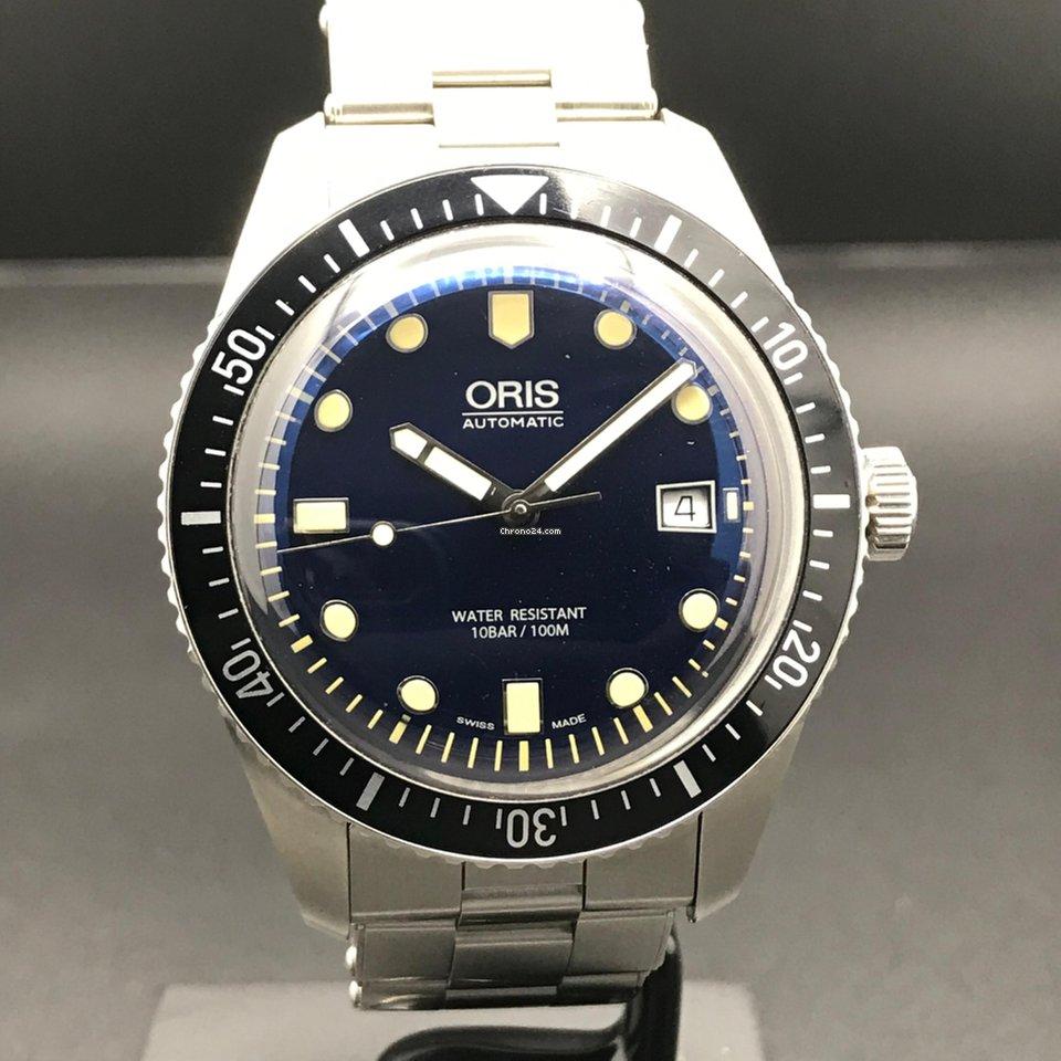 1b1749983f Montres Oris - Afficher le prix des montres Oris sur Chrono24