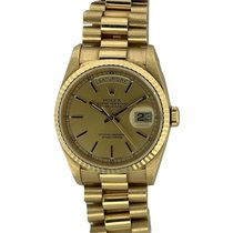 Rolex Day-Date 36 Or jaune 36mm Champagne France, Marseille