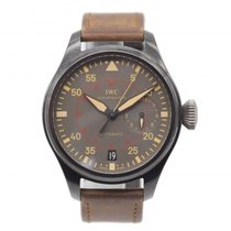 IWC Big Pilot Top Gun Miramar Ceramic 46mm Brown