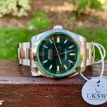 Rolex Milgauss Steel United Kingdom, NORTH WALES