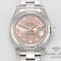 Rolex Lady-Datejust Gold/Stahl 26mm Pink Keine Ziffern Deutschland, München