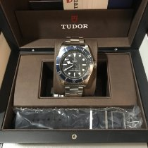 Tudor 79230B Acier 2019 Black Bay 41mm occasion France, Paris