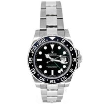 Rolex 116710 Steel 2007 GMT-Master II 40mm pre-owned United States of America, California, Los Angeles