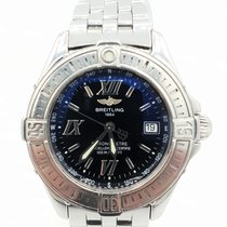 Breitling Cockpit Lady Steel 31mm Mother of pearl Roman numerals United States of America, New Jersey, Long Branch