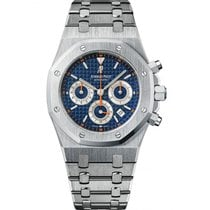 Audemars Piguet 26300ST Steel 2012 Royal Oak Chronograph 39mm pre-owned