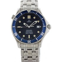 Omega Seamaster Diver 300 M 2531.80 1996 pre-owned