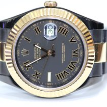 Rolex Datejust II new Automatic Watch with original papers 116333