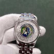 Patek Philippe World Time Платина 39.5mm