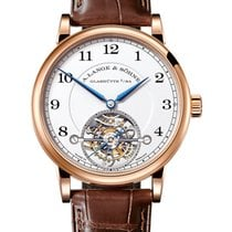 A. Lange & Söhne 730.032F Unworn Rose gold 39.5mm Manual winding