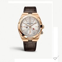 Vacheron Constantin Overseas Dual Time Rose gold 41mm Silver United States of America, Iowa, Des Moines