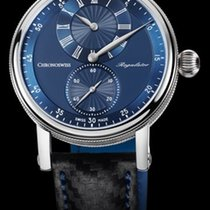 Chronoswiss new Automatic 40mm Steel Sapphire crystal