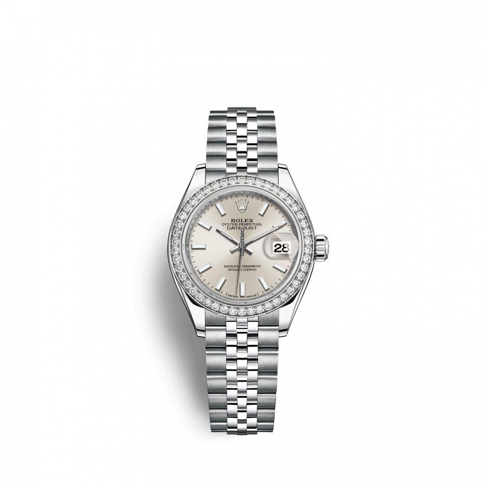 Rolex Lady-Datejust 279384RBR0007 new