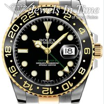 Rolex GMT-Master II Gold/Steel 40mm Black United States of America, Florida, 33431