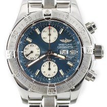 Breitling Superocean Chronograph II Zeljezo Plav-modar
