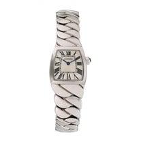 Cartier La Dona de Cartier Steel 22mm White