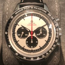 Omega Speedmaster Professional Moonwatch Steel 39.7mm Silver No numerals