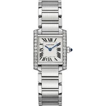 Cartier W4TA0008 Steel 2010 Tank Française 20mm new United States of America, Florida, Miami