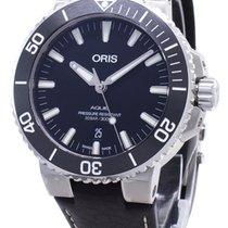 Oris Aquis Date 01-733-7730-4124-07-5-24-10EB new
