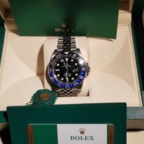 Rolex GMT-Master новые 2020 Автоподзавод Часы с оригинальными документами и коробкой 126710BLNR