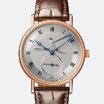 Breguet Classique Rose gold 38mm Silver Roman numerals United States of America, New Jersey, Princeton