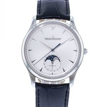 Jaeger-LeCoultre Steel 39mm Automatic Q1368420 pre-owned
