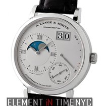 A. Lange & Söhne Platinum 41mm Manual winding 139.025 new United States of America, New York, New York