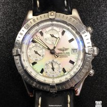 Breitling Chronomat Steel 39mm Mother of pearl No numerals Australia, Chadstone  Vic.