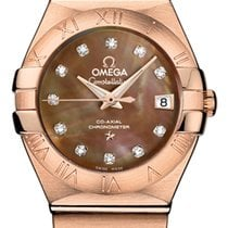 Omega Constellation neu