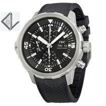 IWC Aquatimer Chronograph Black Automatic - Iw376803