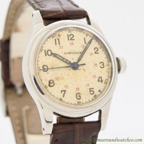 Longines Post WWII Military circa 1949
