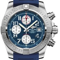 Breitling Avenger II new 2019 Automatic Chronograph Watch with original box and original papers A1338111|C870|158S|A20S.1