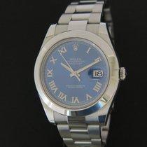 Rolex Oyster Perpetual Datejust II Azzuro