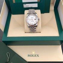 Rolex Datejust   mop diamond