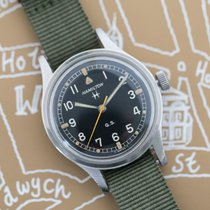 "Hamilton 6BB ""G.S."" Tropicalized Military Watch Ref: 75003-3"