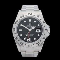 Rolex Explorer II Stainless Steel Gents 16570 - W4529