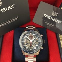 TAG Heuer Carrera Calibre HEUER 01 Steel 45mm