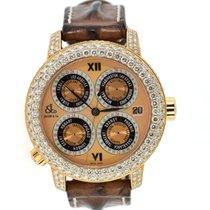 Jacob & Co. 32 Timezone World GMT Diamond