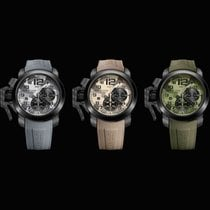 Graham Chronograph 47mm Automatik 2014 neu Chronofighter Oversize