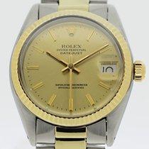 Rolex Datejust Medium Stahl/Gold