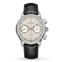 Longines Heritage Steel 41mm Silver United States of America, New York, New York
