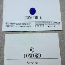 Concord Parts/Accessories new