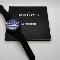 Zenith El Primero Stratos Flyback 24.2062.405/27.C707 gebraucht