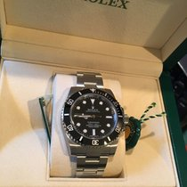 Rolex Submariner (No Date) new 40mm
